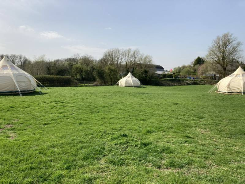 Sunrise Eco Glamping Gainsborough Road, Saundby, Retford, Nottinghamshire DN22 9ER
