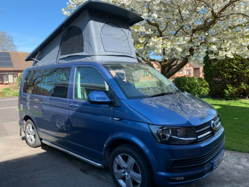 Roxy - VW T6 Highline Transporter