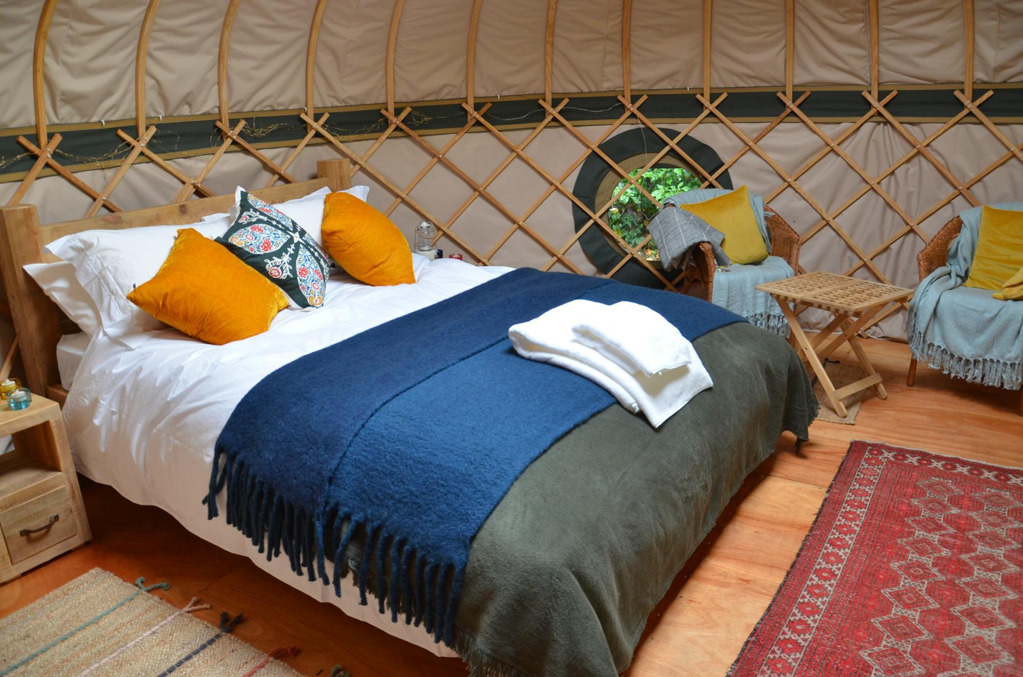 Glamping in Stamford – Cool Camping