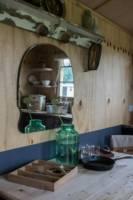 Green Cabin Wagon