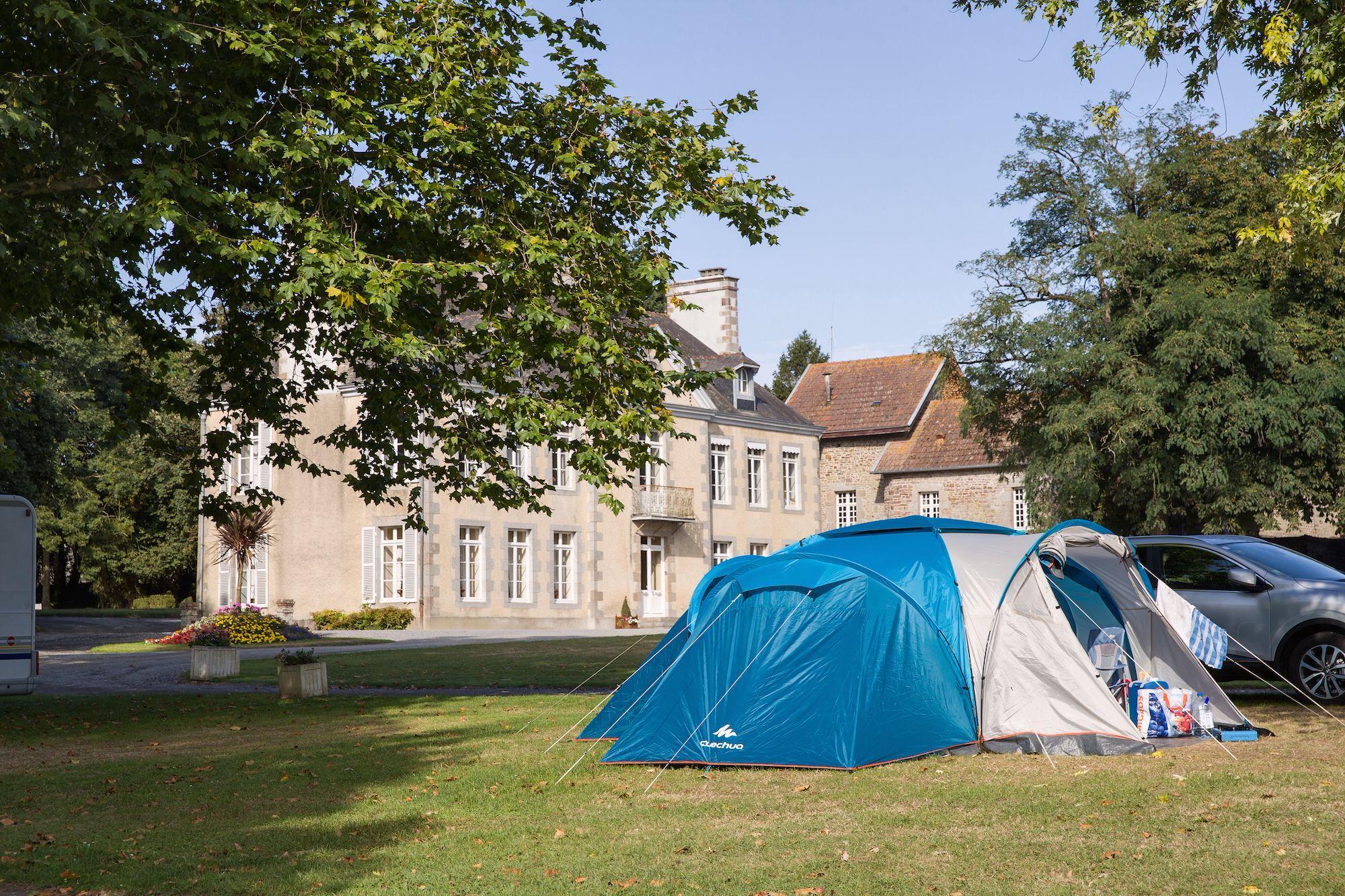 Camping Lez Eaux