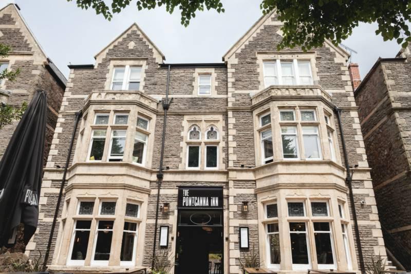 Pontcanna Inn 36 Cathedral Road, Cardiff CF11 9LL