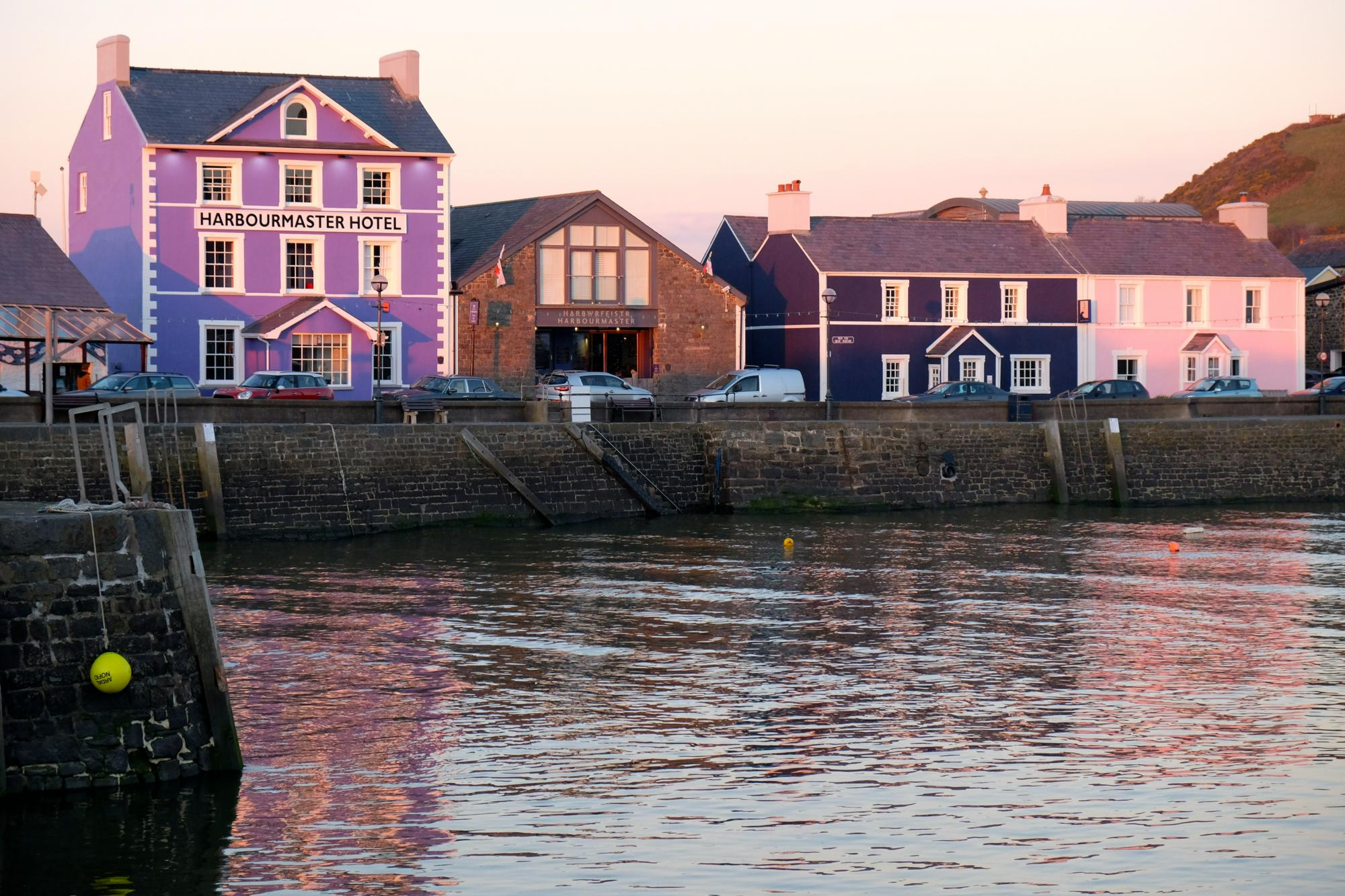 Hotels in Aberaeron holidays at Cool Places