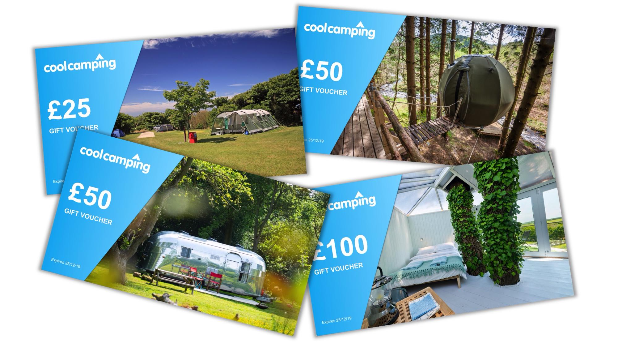 Cool Camping: Campsites & Glamping in the UK and Europe ...