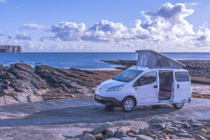 Cool Camping launches all-new campervan hire collection