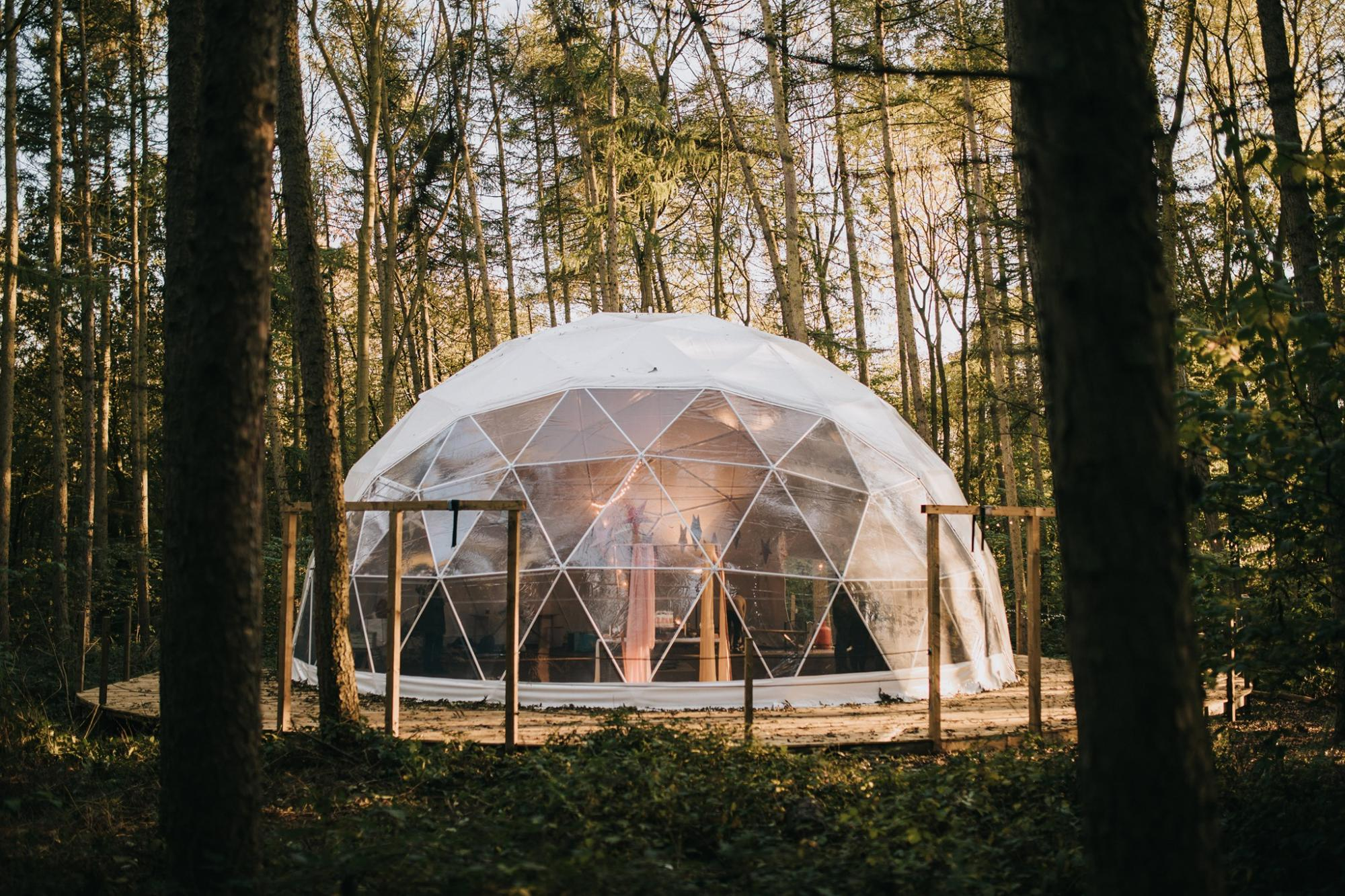 Glamping in Bedale – Glampingly