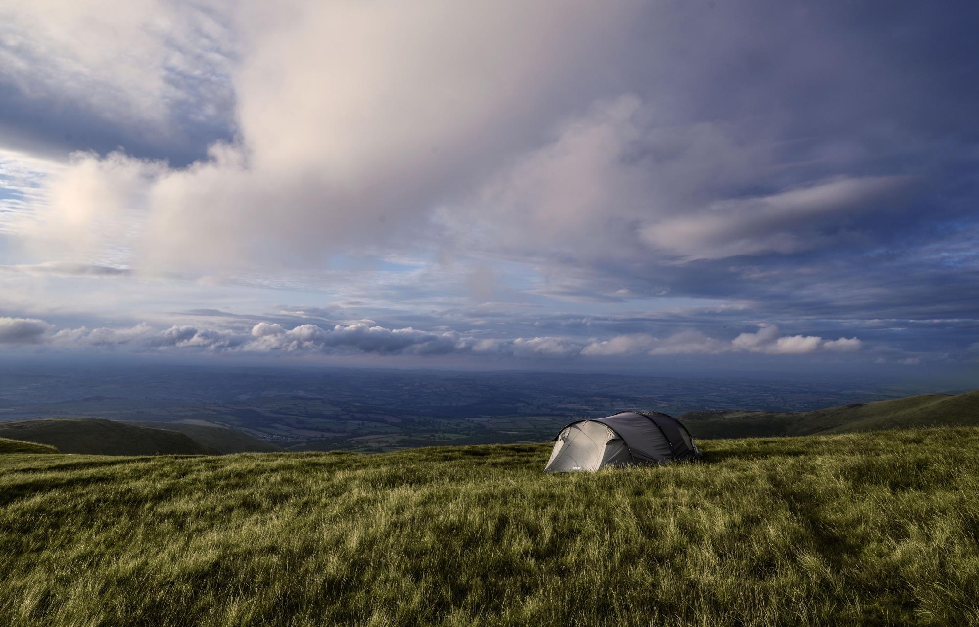 Brecon Beacons Wild Camping