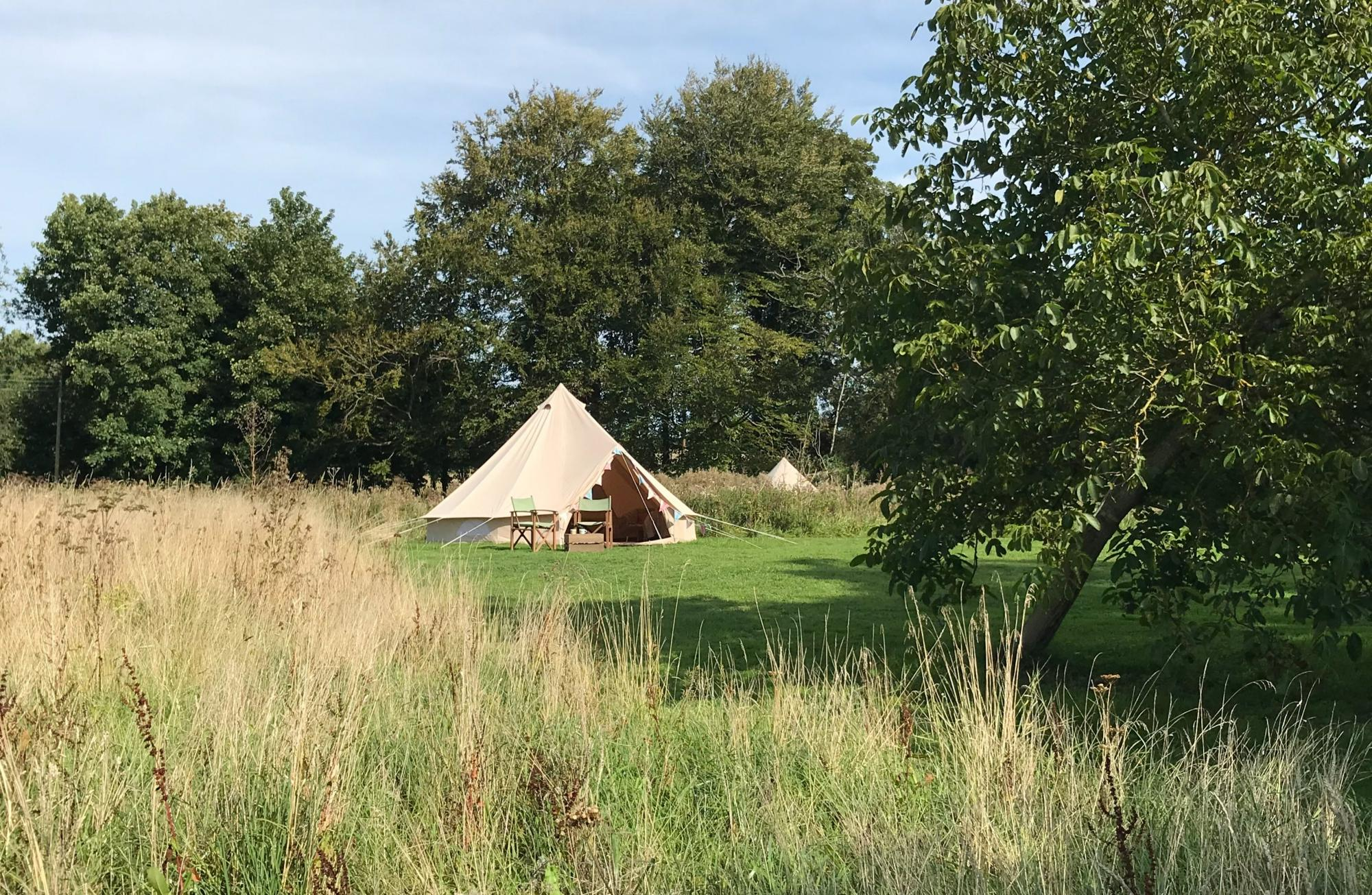 Glamping in Norfolk – I Love This Campsite