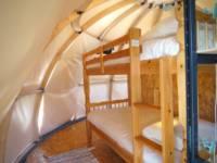 """""""Pastel"""" Panoramic Tent"""