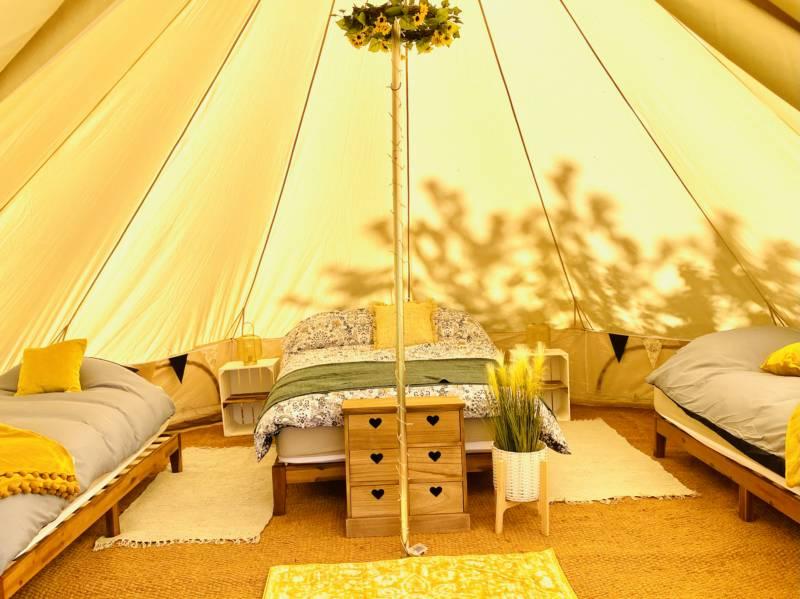 Ash - Bell Tent