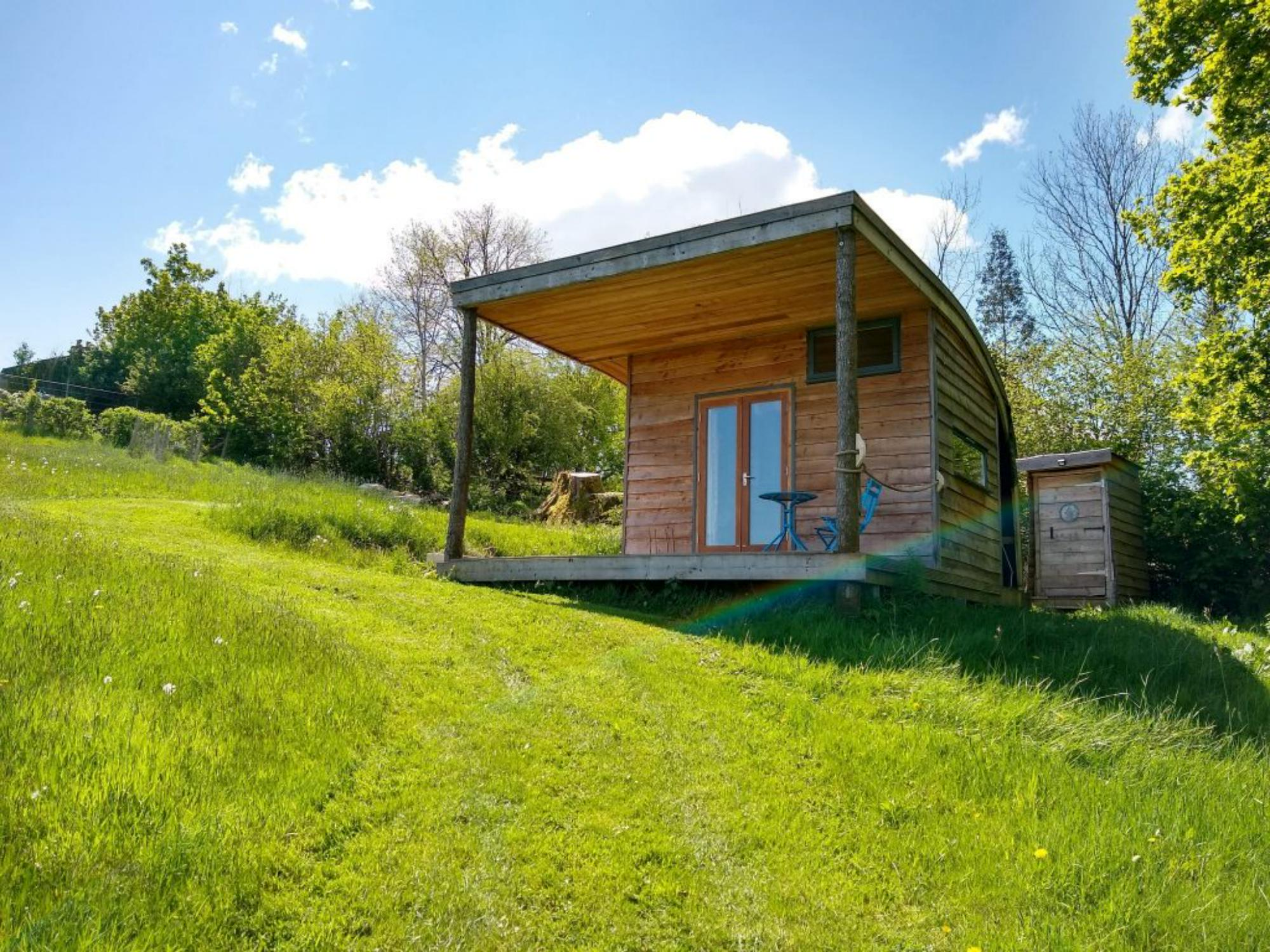 Glamping in Wales – I Love This Campsite