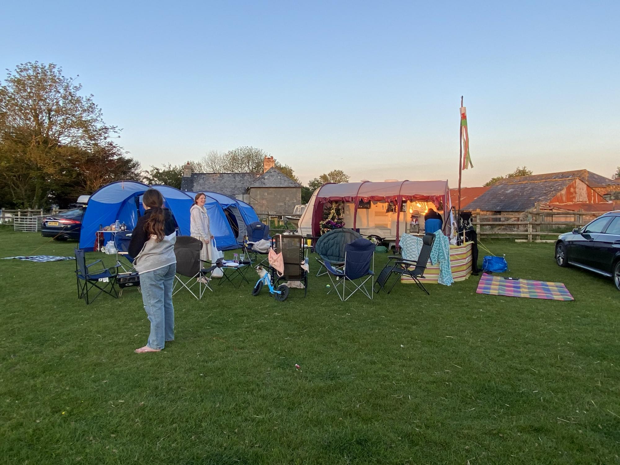 Campsites in Launceston – Cool Camping
