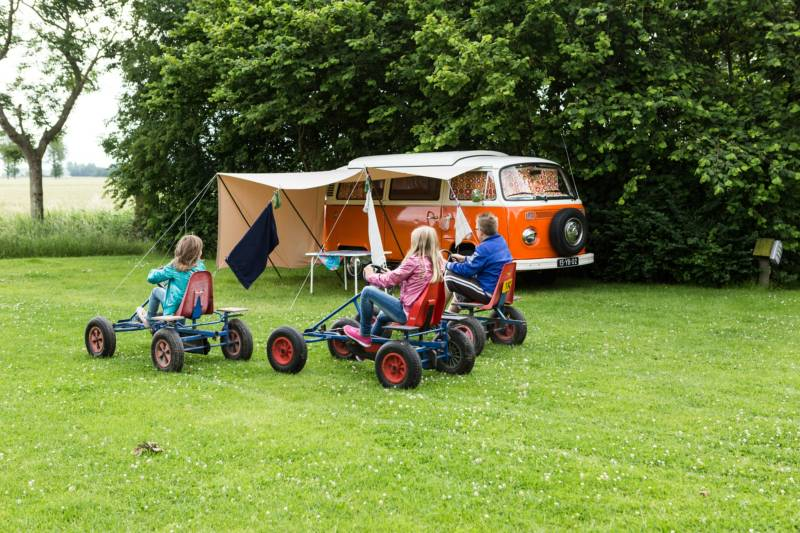 Camping / Campervan Pitch