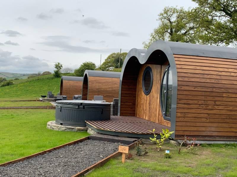 Great House Farm Luxury Pods