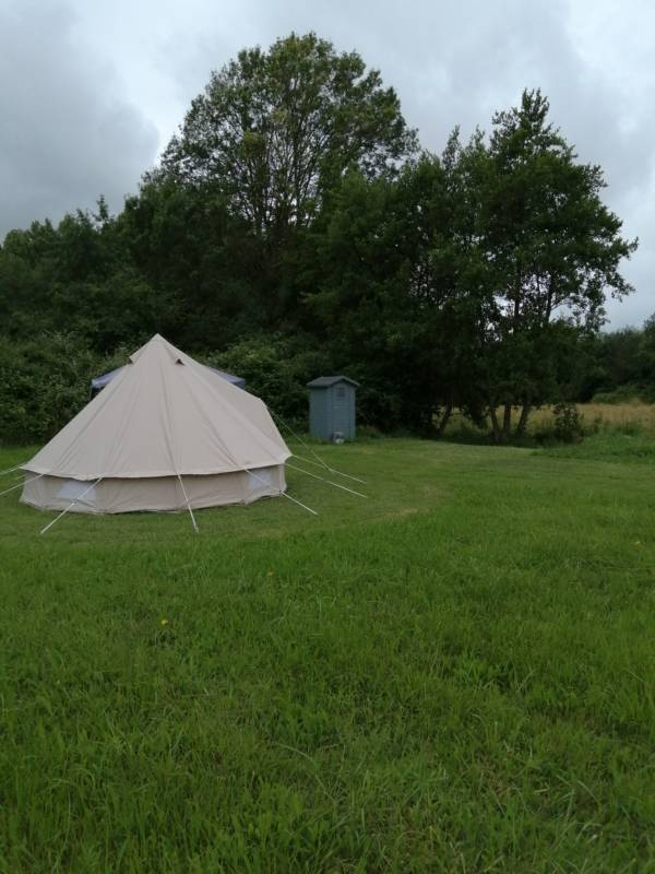 Bell Tent Kingfisher