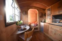 Burning Desire Cabin Wagon