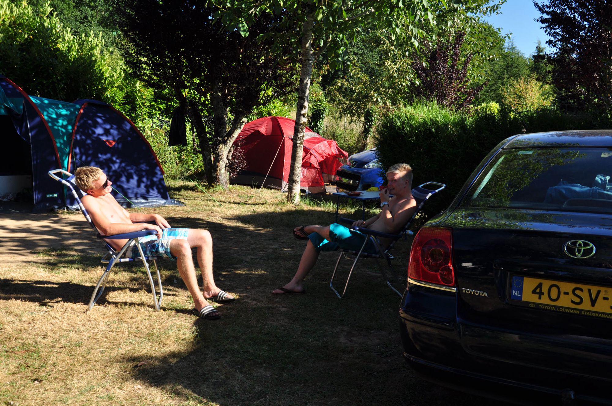 Camping Le Mondou