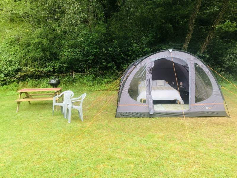 LUNA Camping Tent