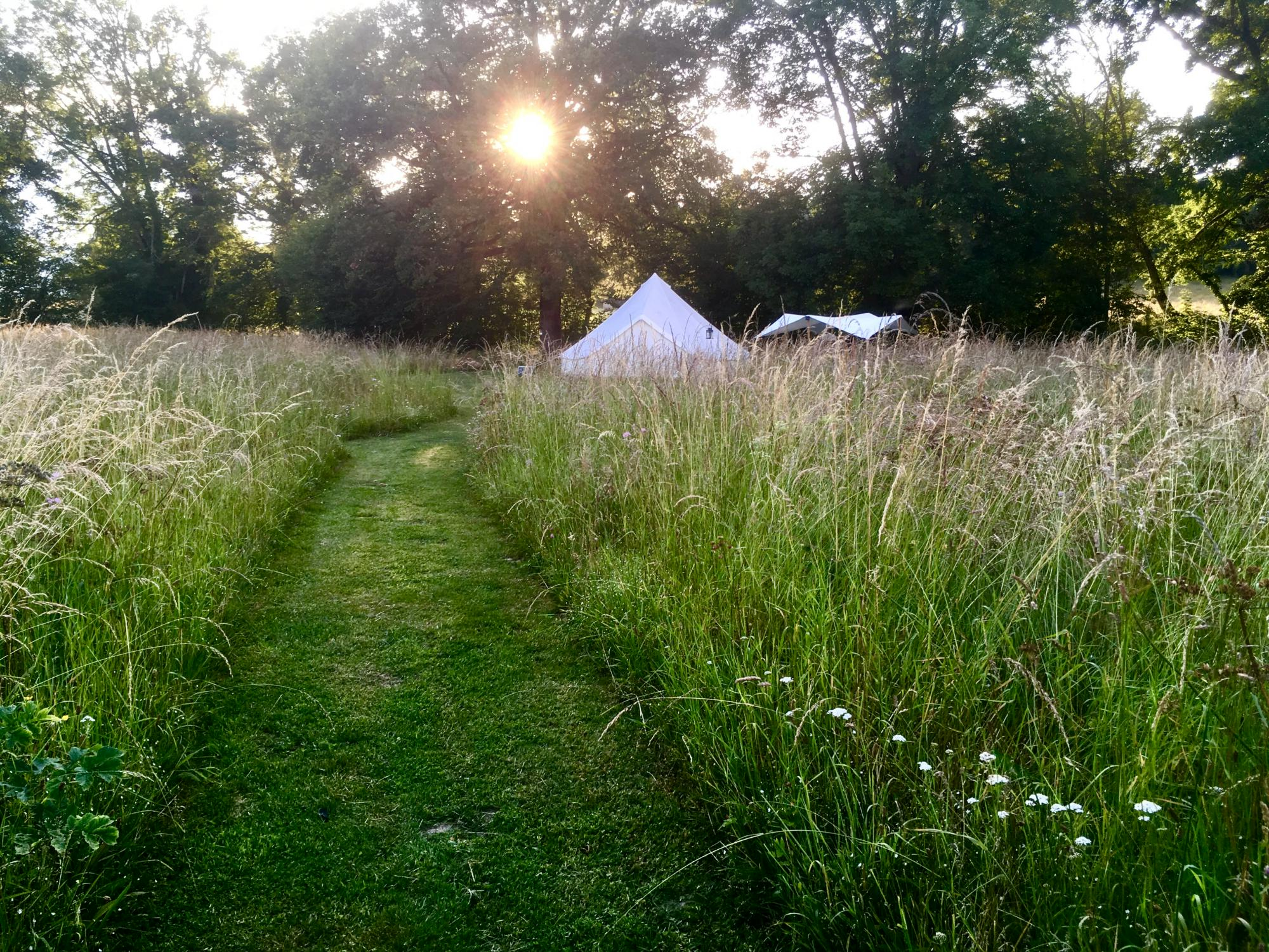 Glamping in Creuse – I Love This Campsite