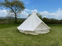 Blackcap - Camping Pitch