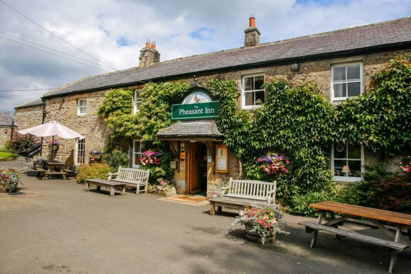 The Pheasant Inn, Falstone Stannersburn, Kielder Water, Falstone, Hexham, Northumberland NE48 1DD