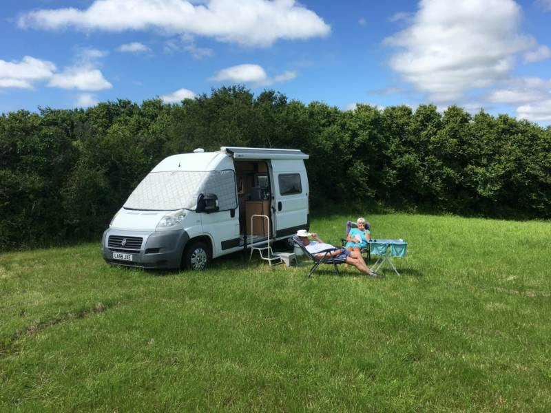 Bens Field - Tent Pitch 57
