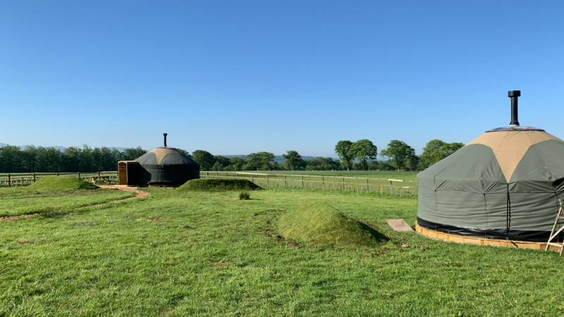 Exclusive Use of Acorn Field (Summer Holiday)