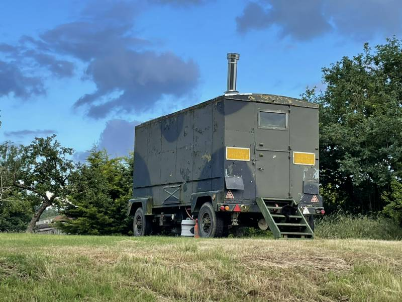 Connie - ex-Military Living Van