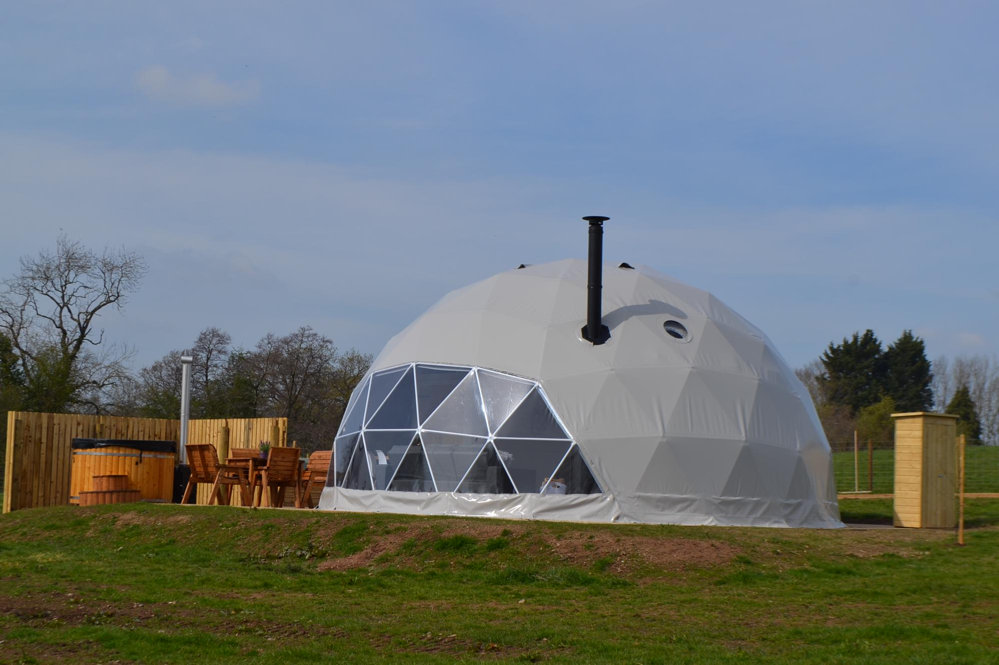 Glamping in Denbighshire | Denbighshire Glamping, North Wales