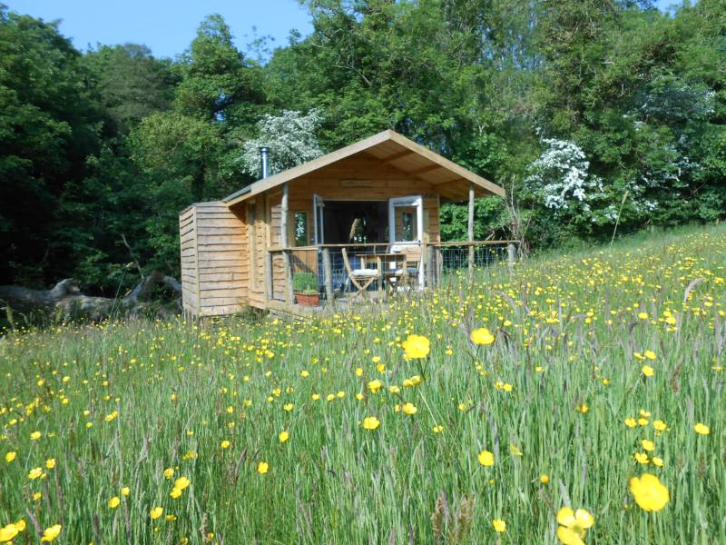 Den by the Stream Garden Cottage, Llangoedmor, Cardigan, Ceredigion SA43 2LB