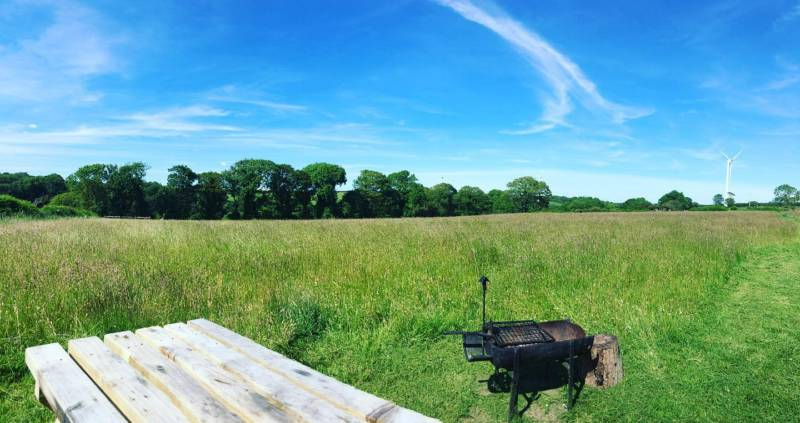 Campervan Pitch 1