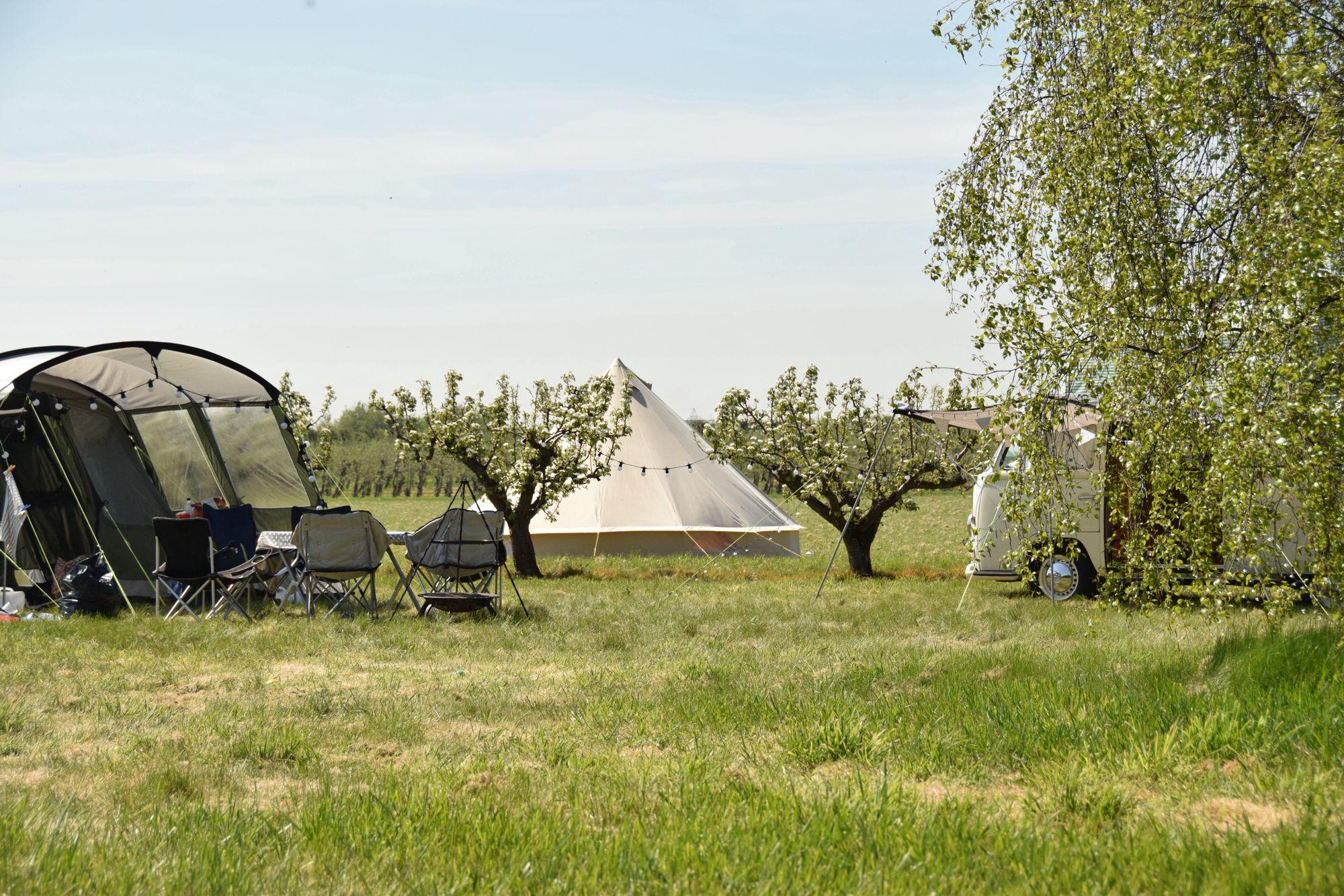 Fallow Fields Campsite, Kent