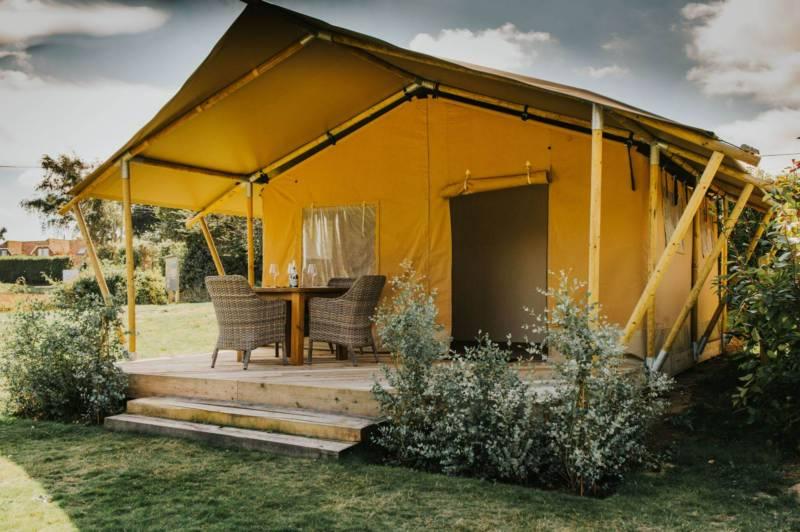 Robin's Roost Safari Tent