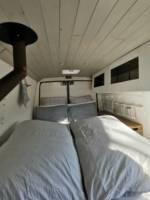 Hank the campervan.