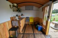 Ronnie - converted Railway Carriage