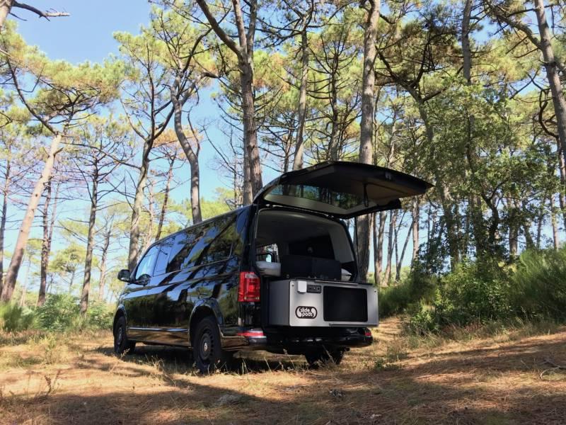 VW Camper - Provence Agency