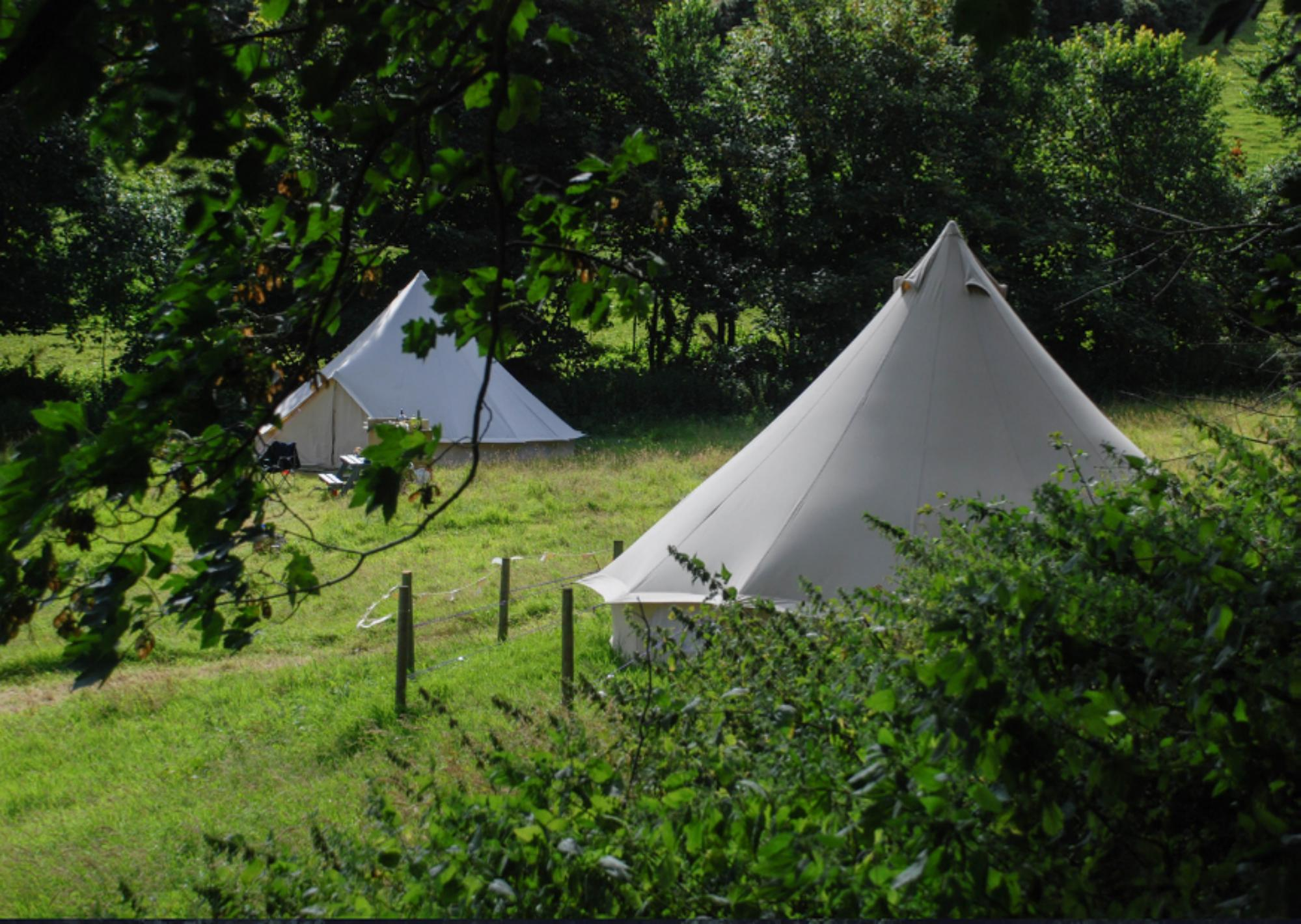 Glamping in Newquay – Cool Camping