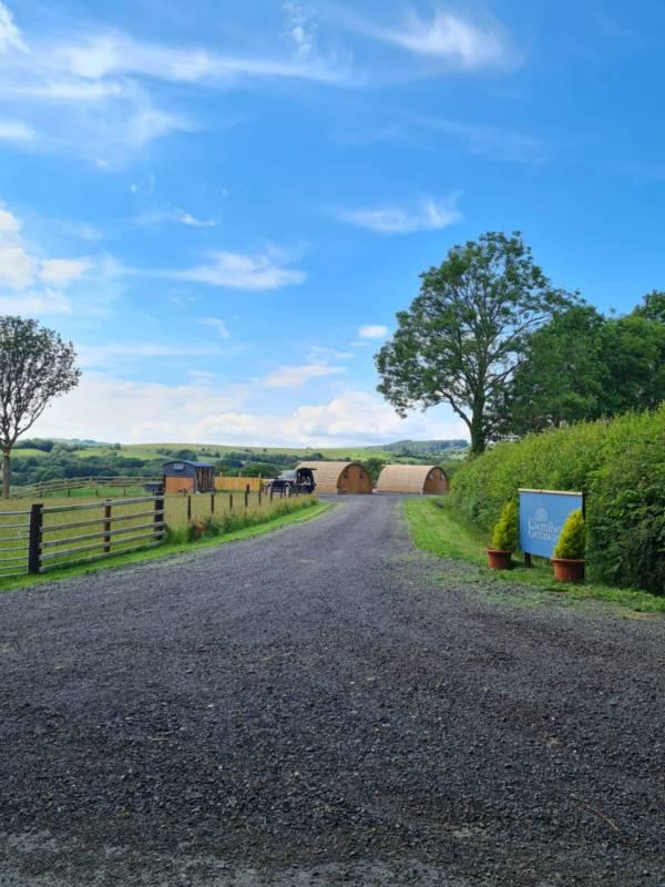 Cwmllwyd Getaways Carno, Caersws, Powys