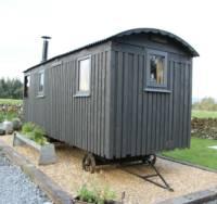 Ali's Little Woodland Wonder Shepherd's Hut