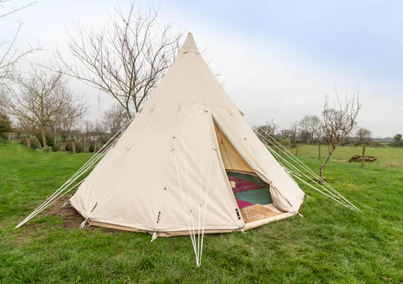 Tipi Tent Double/Twin