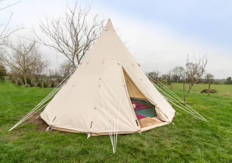 Tipi Tent Family