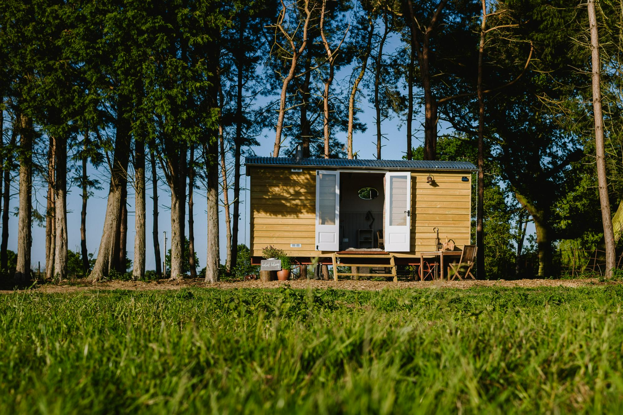 Campsites in UK holidays at Cool Places