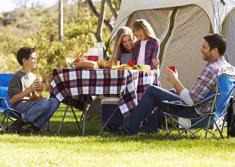 Popcorn Camping Topsham