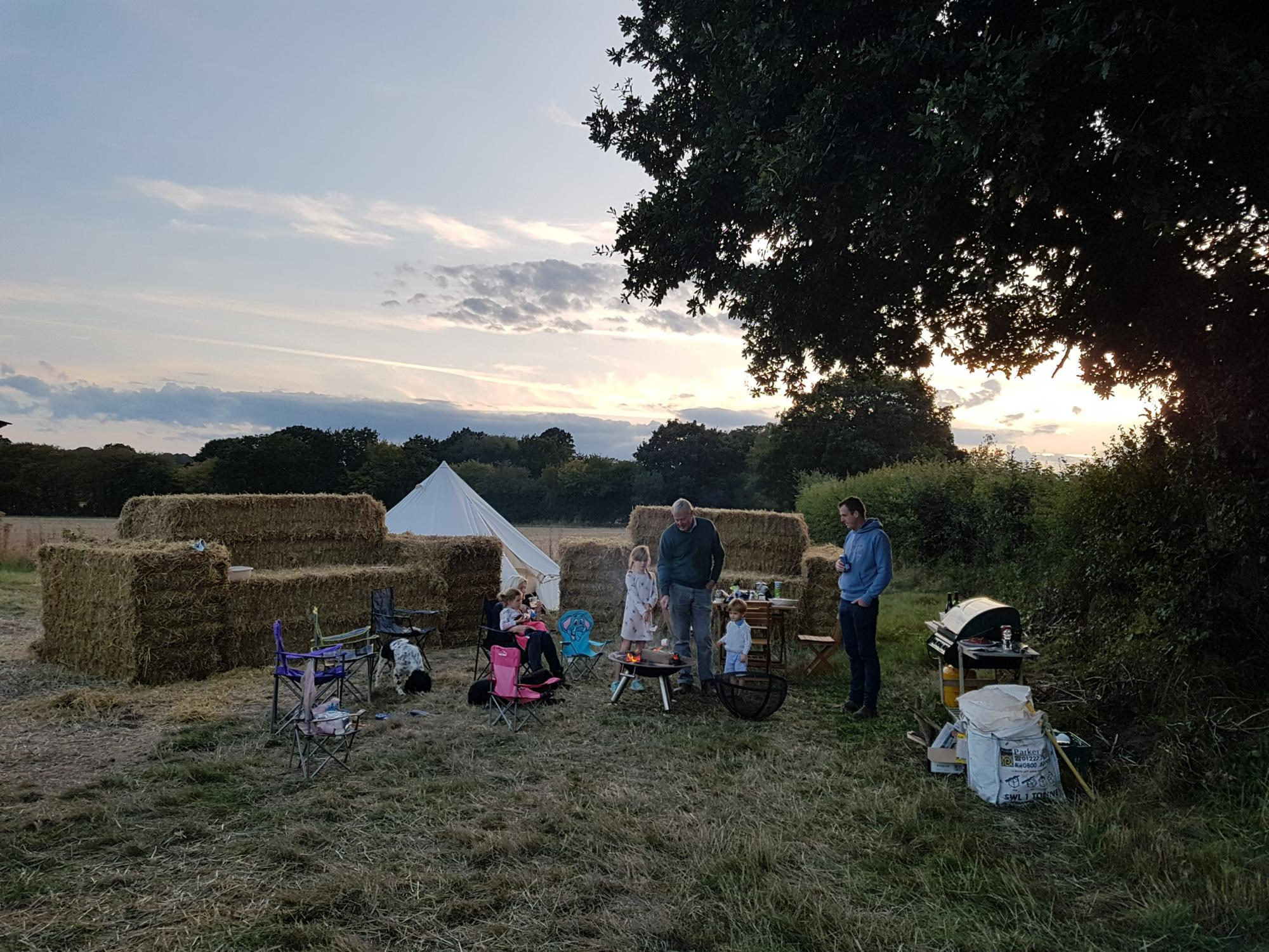 Campsites in East Sussex – I Love This Campsite
