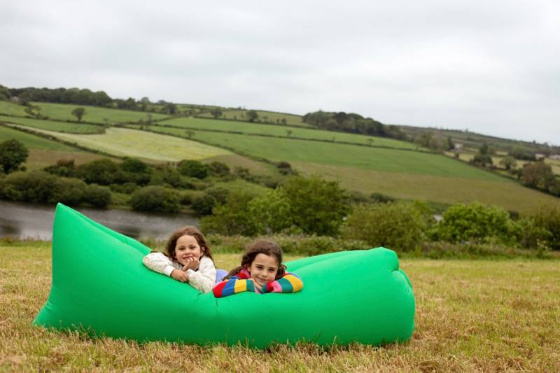 Simply Camping Grass Pitch
