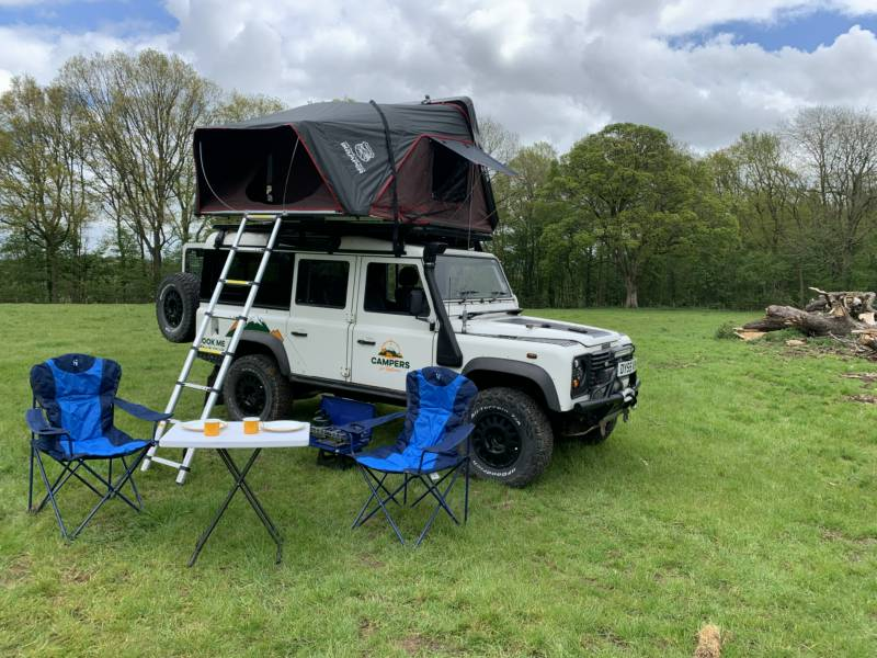 Campers for Explorers Newcastle Road Cotes Heath Stafford ST21 6RX