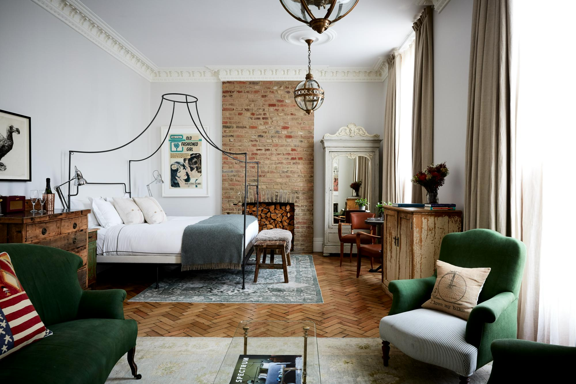 Hotels in Greater London holidays at Cool Places