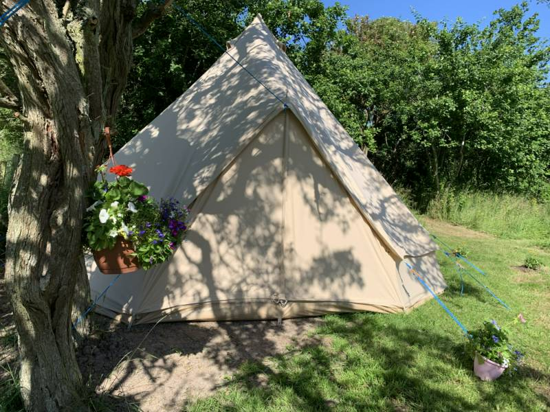 Beirhope Bell Tent