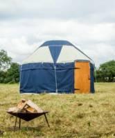 Pilton Yurt Camps- Classic Yurt for 2