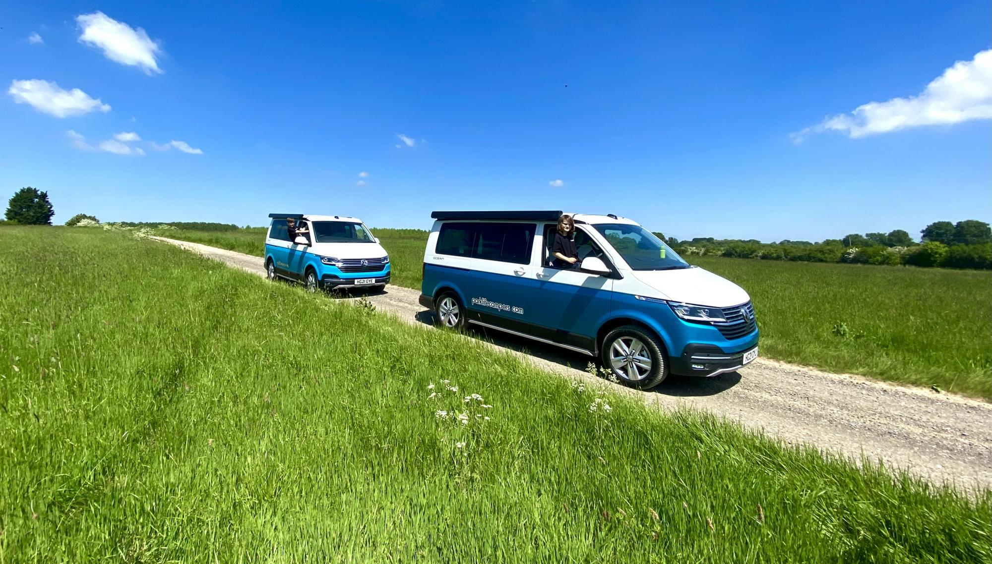 Campervan Hire and Motorhome Rental in Buckinghamshire – Cool Camping